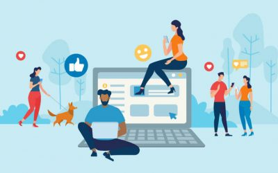 Social Sharing Helps You Connect to the Community