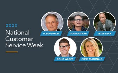 5 Experts Share CX Insights For National Customer Service Week